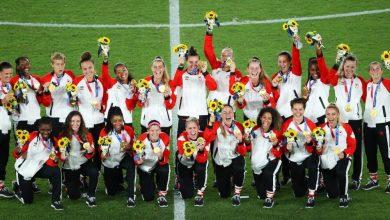 Celebration Tour bring Canadian women's national team home