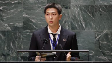 Millions tune in as K-pop stars BTS address U.N. gathering