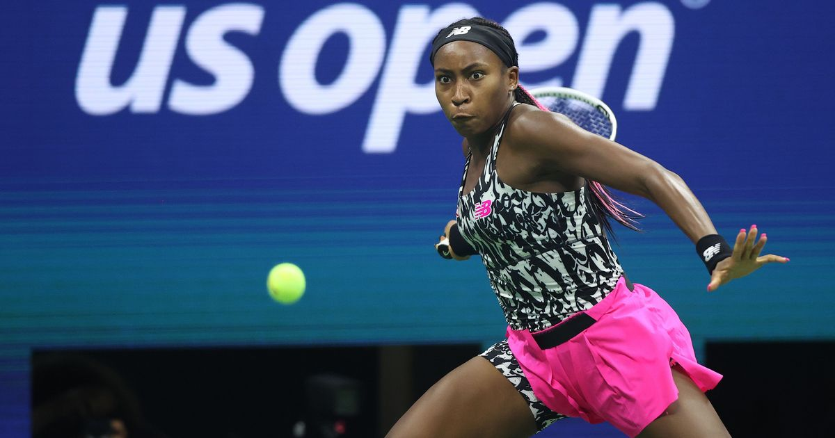 Latest tennis dresses and shoes at the 2021 US Open