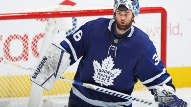 Leafs goalie Jack Campbell says docuseries shows team's will to win