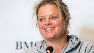 Clijsters inspired by Andy Murray as comeback kicks off in Chicago