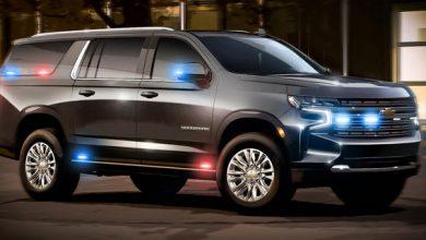 Heavy Duty Chevrolet Suburban in Development for US Government