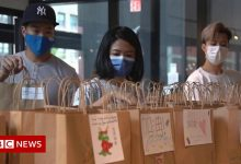 Helping Chinatown's elderly during the pandemic