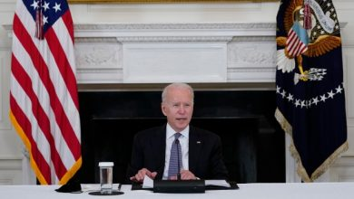 Paid family leave falls out of Biden bill as tempers rise
