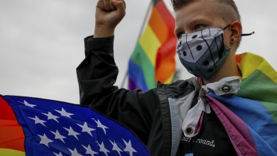 Education culture war finds a new target: Pride flags in classrooms