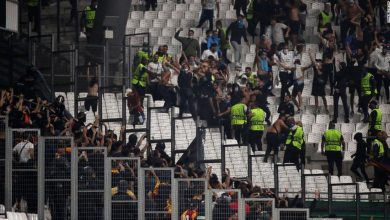 Europa League: Crowd trouble once again mars fixtures