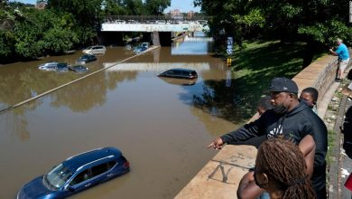 25% of all critical infrastructure in the US is at risk of failure due to flooding, new report finds