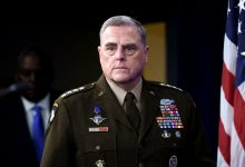 Gen. Mark Milley calls China's hypersonic weapon test 'very concerning'