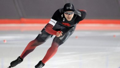 Cycling to speed skating in six months a challenge of Olympic proportions for Vincent De Hâitre