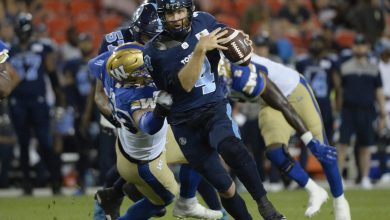 Argos' O-line in a state of disrepair because of injuries and inexperience