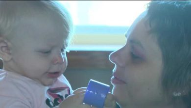 Woman shares story of breast cancer battle while pregnant