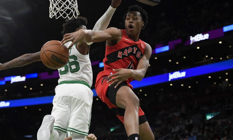 Some observations from the Raptors' pre-season