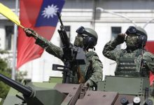 Taiwan must 'rely on itself' to defend against potential attack from China: minister - National