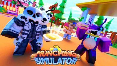 Roblox Munching Simulator Codes (October 2021)
