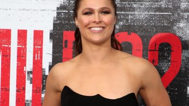 Ronda Rousey recovering faster than expected after giving birth