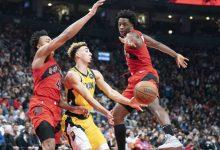 Raptors beat Pacers, fans taste victory at home again