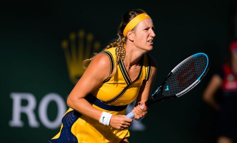 Former champ Azarenka storms past Pegula, becomes first player into Indian Wells semis