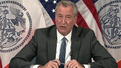 Mayor De Blasio Announces Vaccine Mandate For All New York City Municipal Workers, Including First Responders – CBS New York