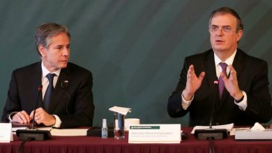 US and Mexico begin work towards revitalising security partnership