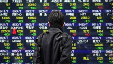 Stock market: Asian shares rise as Wall Street tech gain boosts optimism
