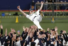 Buffaloes put past failures in rearview mirror with Pacific League title