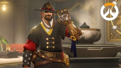 Overwatch haunted by McCree as Cole Cassidy updates miss key references