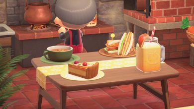 A New Cooking Update Is Coming to 'Animal Crossing: New Horizons'
