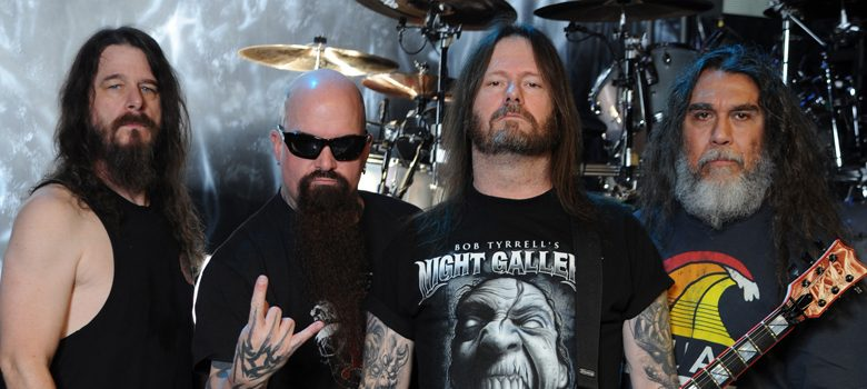 """Kerry King Says Slayer """"Quit Too Early"""""""
